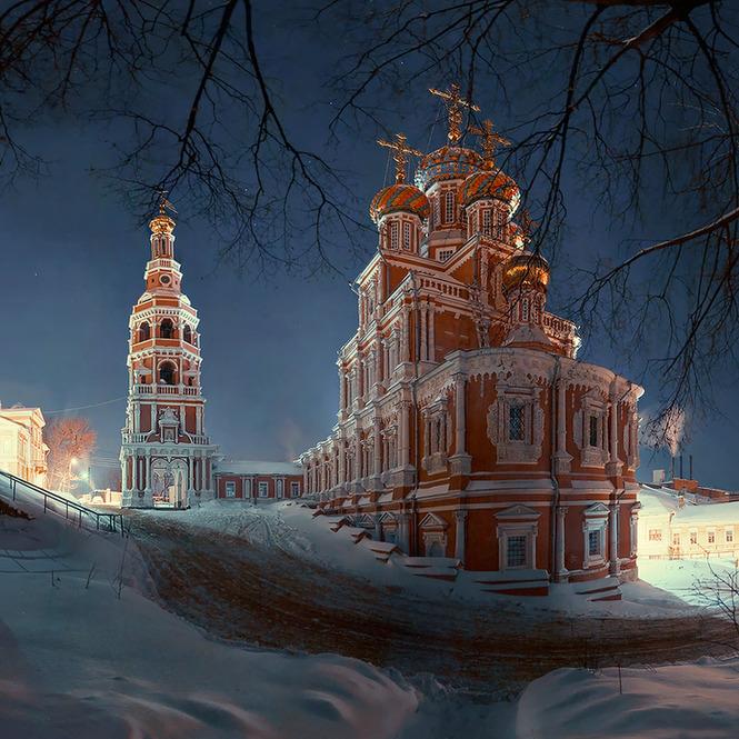 #700. Новый год на Нижегородской земле (Нижний Новгород-Арзамас-Музей горно